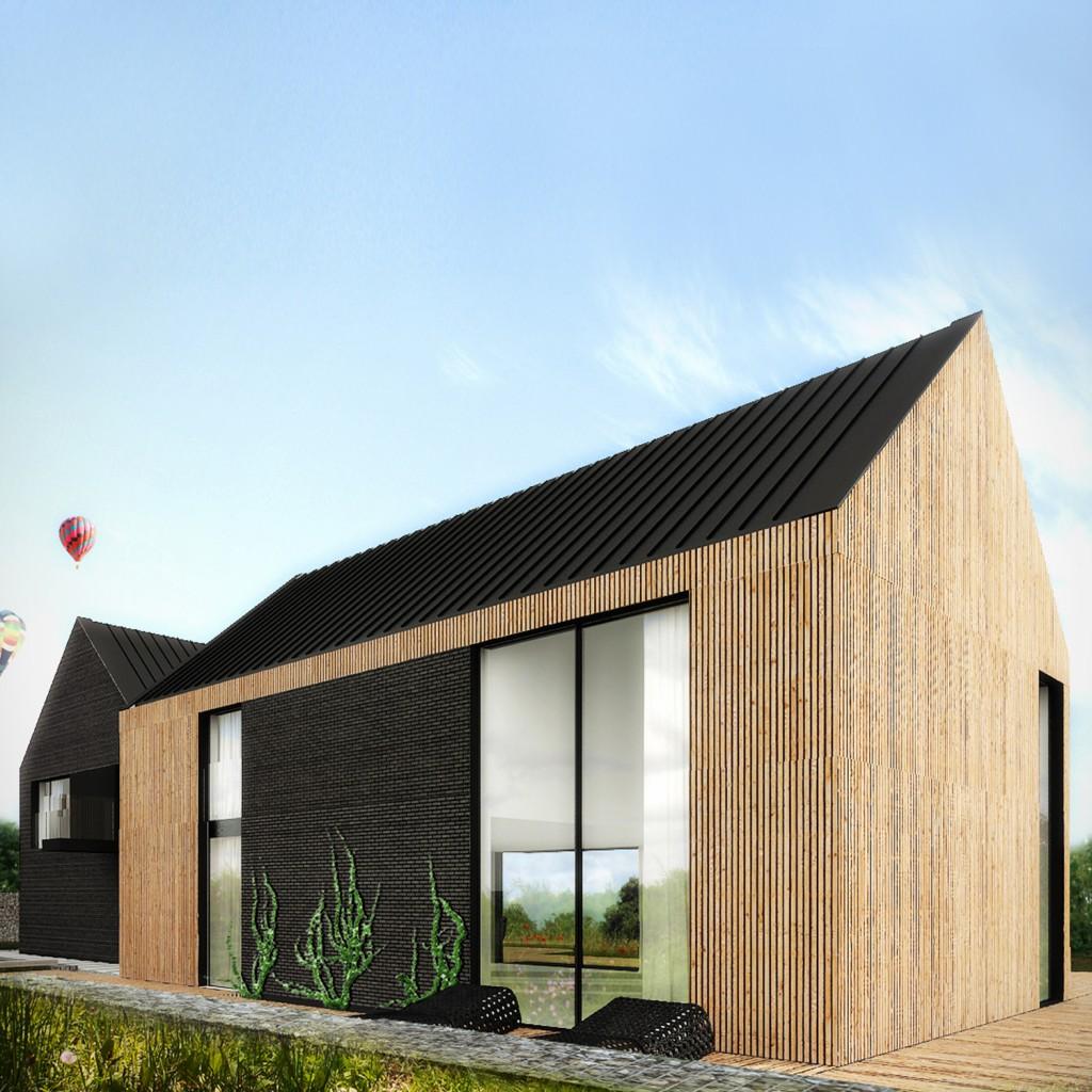 dom w motyczu